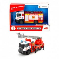 Simba DICKIE TOYS automobilis Scania Fire Rescue 2-asort.
