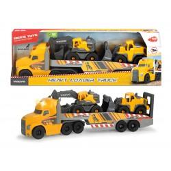 Simba DICKIE TOYS sunkvežimis MackVolvo Heavy Loader