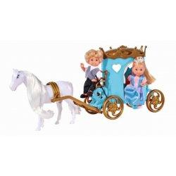 Simba EVI LOVE rinkinys Princesės vežimas