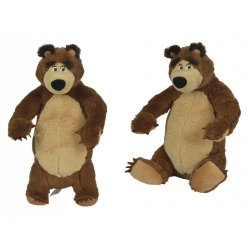 Simba MASHA AND THE BEAR pliušinis lokys 25cm 2-
