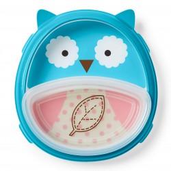 Skip HOP dubenėlis 6m+ Zoo Owl