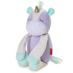 Skip HOP Muzikinis miego žaislas su balso įrašymu Unicorn