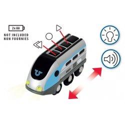 Smart TECH BRIO traukinių tuneliai su traukiniu