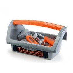 Smoby BLACK & DECKER įrankių dėžė su įrankiais
