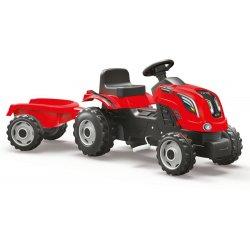 Raudonas traktorius Tractor Farmer XL (red)