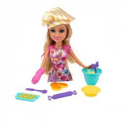Sparkle GIRLZ lėlė su kepimo rinkiniu