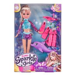 Sparkle GIRLZ lėlės rinkinys Jūrų Biologė