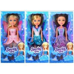 Sparkle GIRLZ lėlės žiemos fėjos Fairy asort.