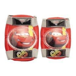 Stamp rinkinys kelių ir alkūnių apsaugų Cars C892094