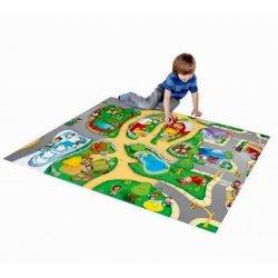 Žaidimo kilimėlis su mašinėle Fisher Price Original