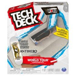Tech DECK riedlenčių rampų parkas World Tour