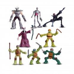 Teenage Mutant Ninja Turtles figūrėlė - 8ass. 91201-91209-91200