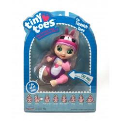 Tiny TOES interaktyvi lėlė Tess-Bunny