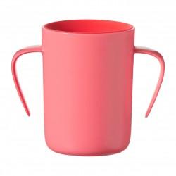 Tommee TIPPEE puodelis mokomasis su rankenėlėm 6m+ asort.