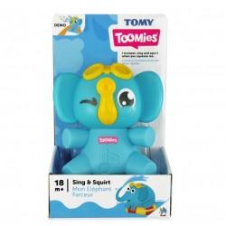 Muzikinis vonios žaislas Sing and Squirt E72815