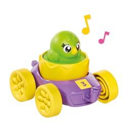 Transporto priemonė Egg Racers asort. E73088