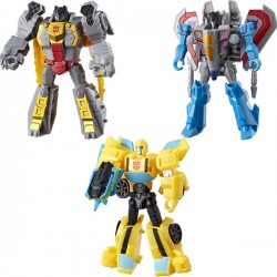 Transformers figūrėlė Cyberverse Scout assort. E1883EU8