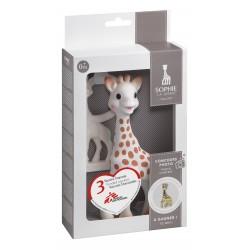 Sophie la girafe kramtukai 2vnt . 0m+ Award 516510E