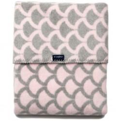Pledas Pink&Grey 75x100cm