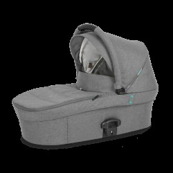 Lopšys X-PRAM LIGHT AZURE GREY T-AKC-00047