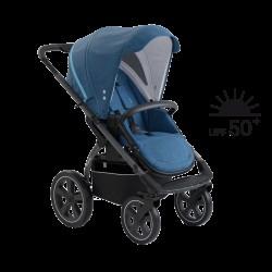 Vežimėlis X-MOVE PETROL BLUE T-WDZ01-00818