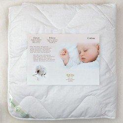 Antklodė kūdikiui su medvilnės užpildu