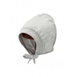 """Lorita kepurė """"MOMO"""" išvirkščiomis siūlėmis, medvilnė"""
